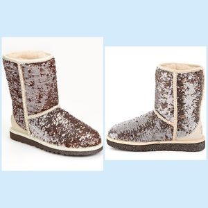 UGG Shoes - Authentic UGG Sequined Boots